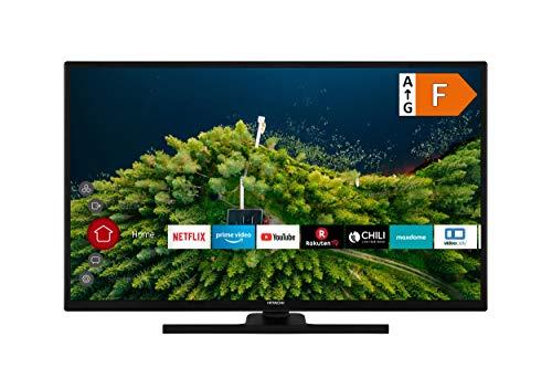 HITACHI H32E2100 80 cm (32 Zoll) Fernseher (HD Ready, Smart TV, Prime Video, Works with Alexa, Triple-Tuner, PVR)