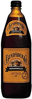 Bundaberg Sarsaparilla Soft Drink, 12 x 750 Milliliters