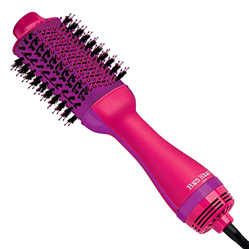 Bed Head One-Step Hair Dryer And Volumizer Hot Air Brush, Pink