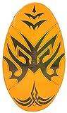 Tabla de skimboard, parte superior de goma, tabla de madera, con agarre antideslizante, no necesita cera