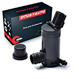 Windshield Washer Pump for Ford, Lincoln, Mazda, Mercury - OTUAYAUTO Factory OE Style with Grommet 7L8Z-17664-A