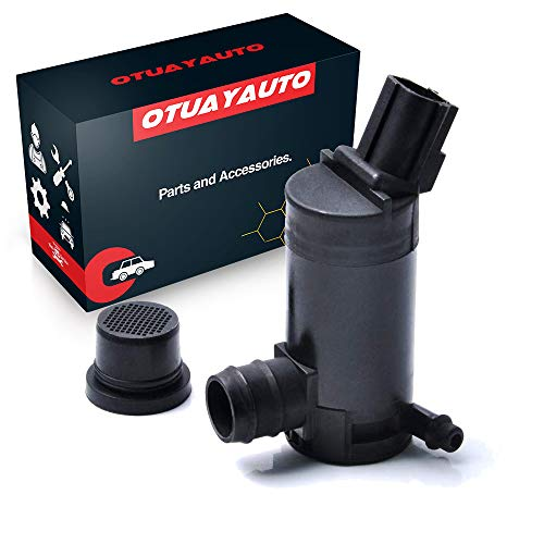 Windshield Washer Pump Replacement for Ford, Lincoln, Mazda, Mercury - OTUAYAUTO...