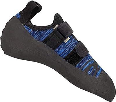 Climb X Icon - Blue - Rock Climbing Shoe Knit 2020