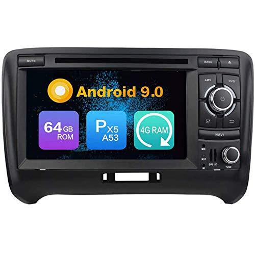 WHL.HH IPS Capacitivo Multi Tocar Pantalla Se sentó Nav Apoyo SWC Bluetooth Video Receptor Androide 10 Auto Radio Multimedia Jugador GPS Navegación Cabeza Unidad HD por TT 2006-2013