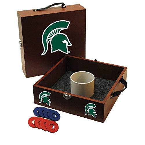 Wild Sales NCAA College Michigan State Spartans Washer Toss Spiel
