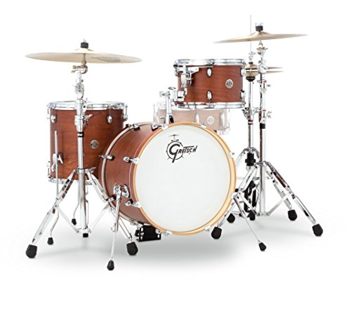 Gretsch Drums グレッチドラムス ドラムセット CATALINA CLUB Series CT1-J483-SWG Satin Walnut Glaze 【国内正規品】