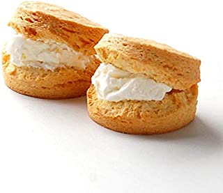 famfam スコーンクリームサンド リッチハニープレーン6個入