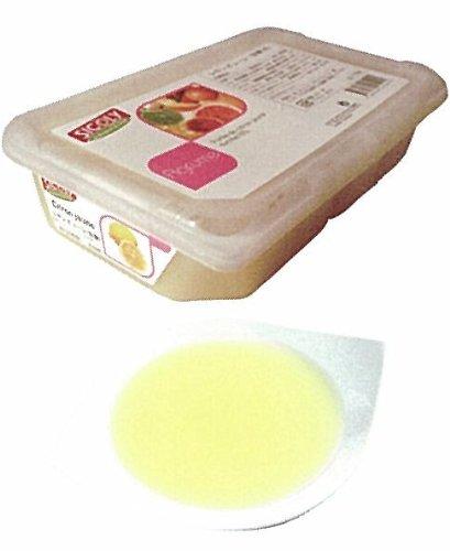 【シコリ】冷凍レモンピューレ(15%加糖)1kg
