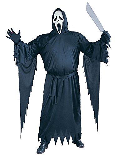 Scream - Disfraz de fantasma hombre, talla XL (FW102918)