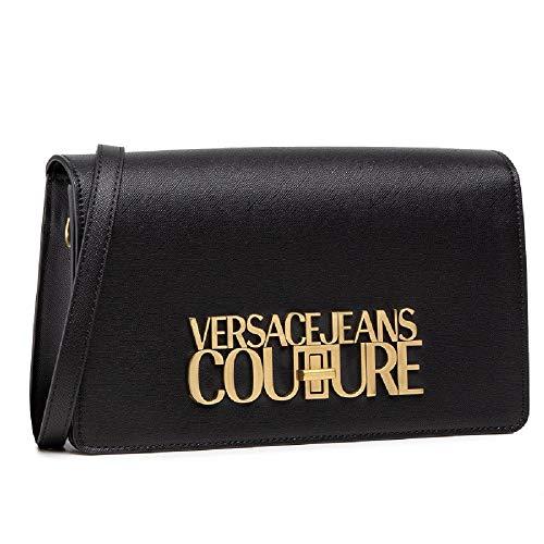 Versace Jeans Couture Bolso bandolera mujer (negro)