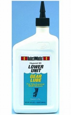 LubriMatic 11556 Hypoid 90 Gear Lube for Outboards and Stern Drives, 1 Quart