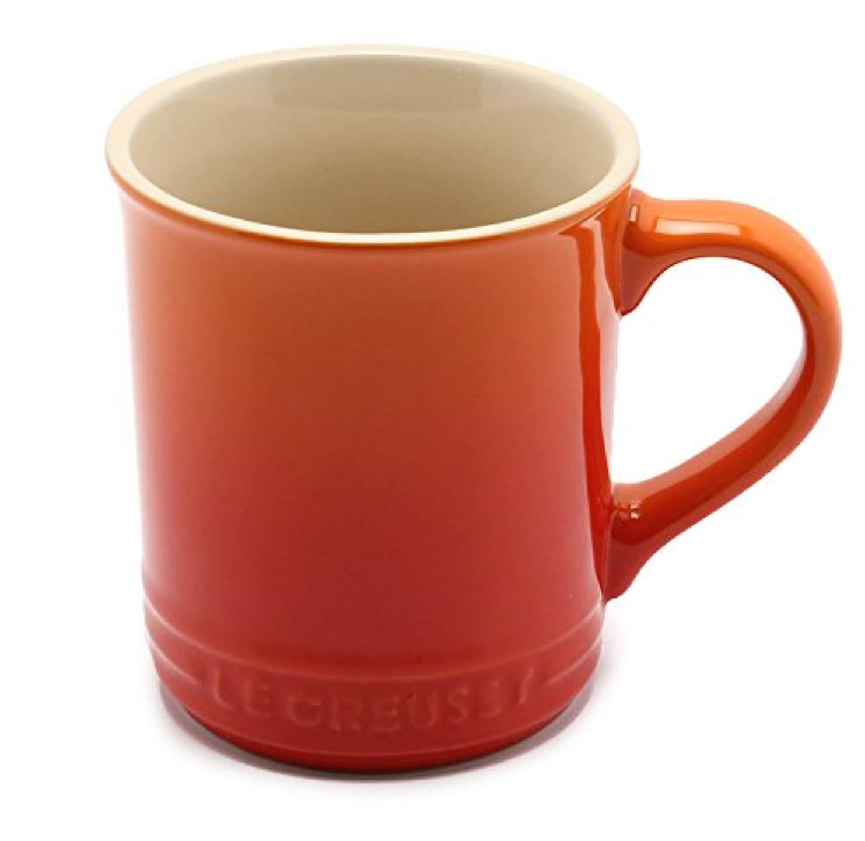 振り返る滴下権限(ルクルーゼ)LE CREUSET マグカップ 360ml PG9003-00 01.フレイム [並行輸入品]