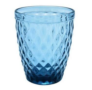 Vasos Agua Cristal Colores vasos agua  Marca FRANCACOR