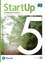StartUp Level 5 Student Book with Digital Resources & Mobile App