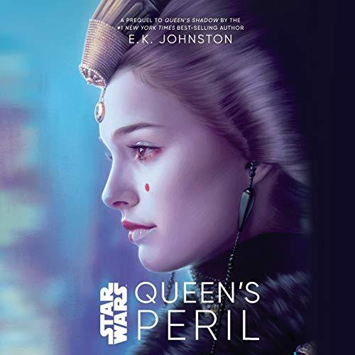 Star Wars Queen's Peril cover art