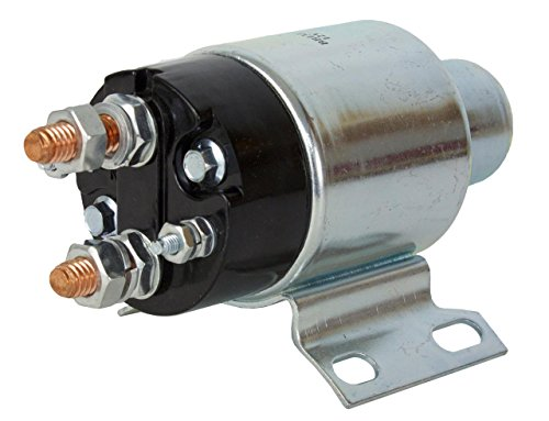NEW STARTER SOLENOID COMPATIBLE WITH ALLIS CHALMERS LOADER 816 840 248 DIESEL 323-835 1113653 -  RAREELECTRICAL, 66-102I1