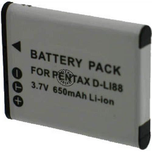 Batería para cámara de fotos PENTAX OPTIO WS80