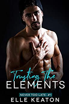Trusting the Elements: Contemporary Gay Romance (Never Too Late Book 1) by [Elle Keaton]