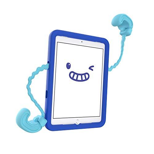 Speck Products Case-E, Compatible con iPad (2019/2020), Funda para niños, Color Azul/Azul
