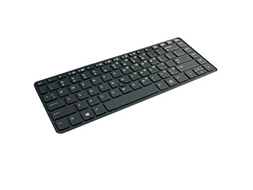 HP Keyboard (Russia) Backlit Keyboard, 731179-251 (Backlit Keyboard with Dualpoint Pointing Stick)
