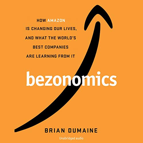 Bezonomics cover art