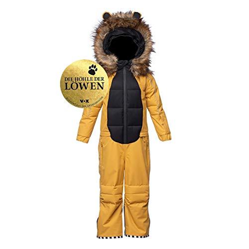WeeDo Schneeanzug Lion – Skianzug Winterbekleidung Snowwear Für Kinder In Verschiedenen Größen Unisex