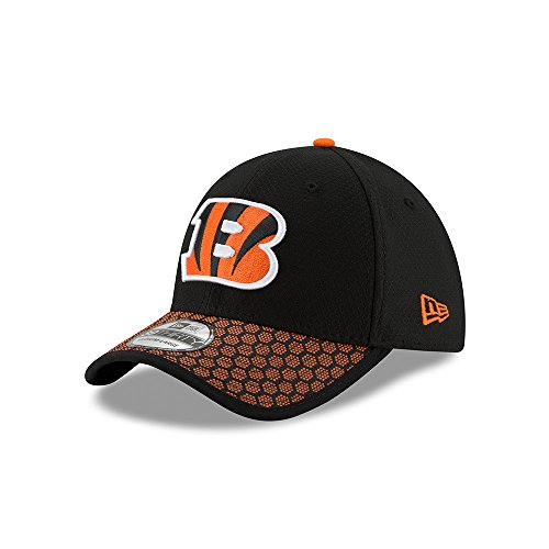New Era 39Thirty Cap - NFL 2017 SIDELINE Cincinnati Bengals, Gr. M/L