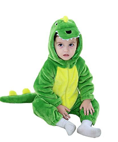 Tonwhar - Disfraz de Dinosaurio de Tigre para bebé