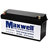 Maxwell Durablue 38V 214F Súper Condensador Batería ultracondensador 14pcs 3000Farads 38V Sistema de energía Solar en casa