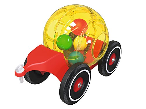 BIG Spielwarenfabrik 800056262 Bobby-Car-Mix-Trailer