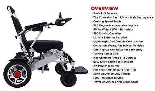 Porto Mobility Power Wheelchair D09S