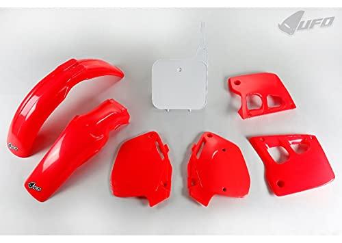 Ufo kit plastiche carene Honda Cr 125 1991-1992 / Cr 250 1990-1991 replica 1992 motocross