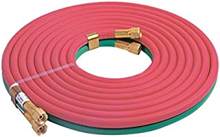 "Lincoln Electric KH578 Oxy-Acetylene Hose, 1/4"" x 25'"