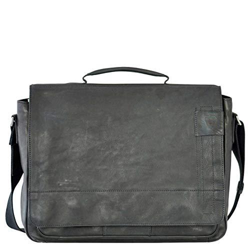 Strellson Upminster Aktentasche mit Laptoptasche 40 cm Black