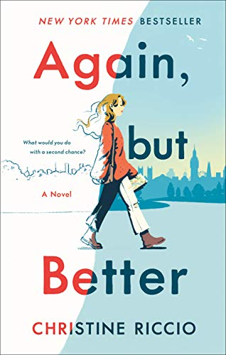 Amazon.com: Again, but Better: A Novel eBook: Riccio, Christine ...