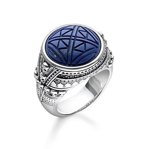 THOMAS SABO -Verlobungsringe 925 Sterlingsilber '- Ringgröße 58 TR2204-534-1-58