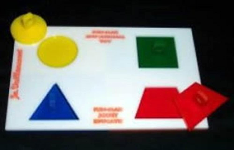 505PM PsittaPuzzle Step  1 Medium (Medium Parred Toys) 8 x 5
