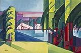 Berkin Arts Oscar Bluemner Giclee Kunstdruckpapier