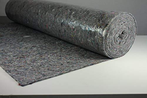 Malervlies 280 g/m² 1.000 mm x 25 m mit rutschhemmender Folie