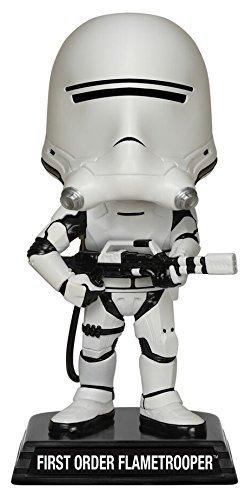 Funko 6243 Star Wars 6243 Wacky Wobbler E7 TFA First Order Flametrooper Figure