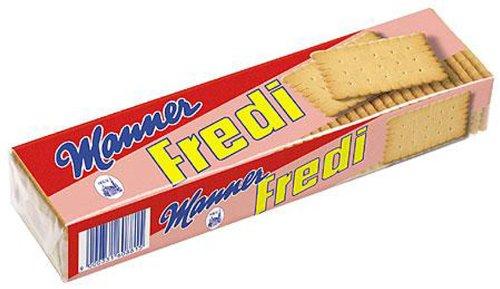 Manner Fredi Keks 175g, 5er Pack (5 x 175 g)