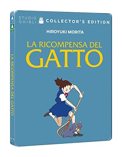 La Ricompensa Del Gatto - (Steelbook Br+Dv)