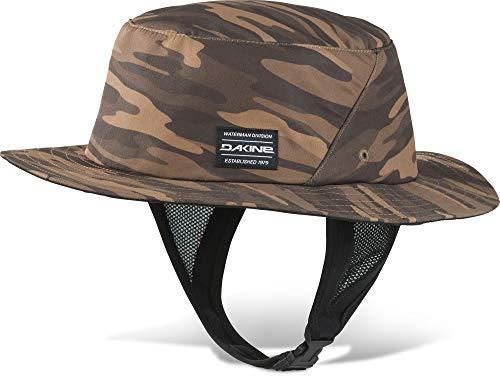 DAKINE Indo Surf Hat - Negro - Unisex - Sombrero Flotante diseñado para Uso en Agua - UPF 50+ - Brim Flip up para remar