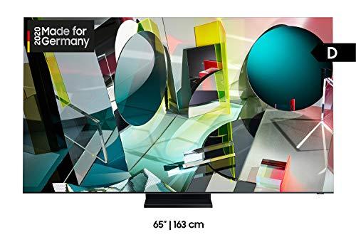 Samsung QLED 8K Q950T 65 Zoll (GQ65Q950TSTXZG) Infinity Screen, Object Tracking Sound+, Quantum Prozessor 8K