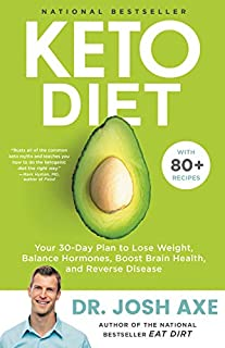 Keto Diet: Your 30-Day Plan to Lose Weight, Balance Hormones, Boost Brain Health, and Reverse Disease (0316529583) | Amazon price tracker / tracking, Amazon price history charts, Amazon price watches, Amazon price drop alerts