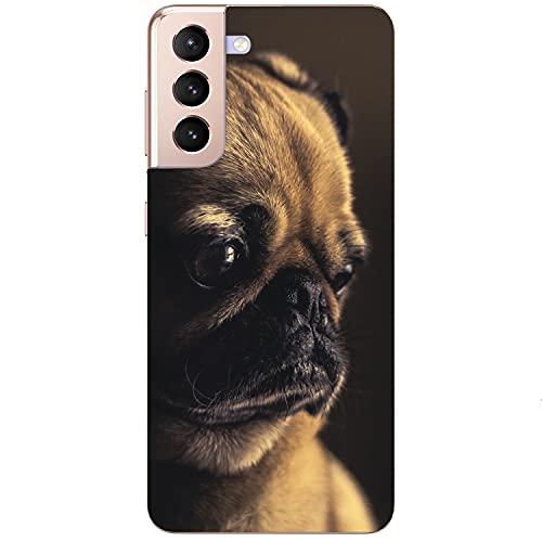 Generisch Carcasa de silicona para iPhone 5S, diseño de carlino