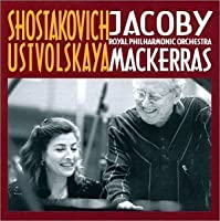 Shostakovich: Piano Concerti 1 & 2 / Ustvolskaya: Concerto for Piano Timpani & Strings (2002-07-28)