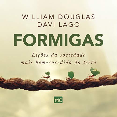 Formigas [Ants] audiobook cover art