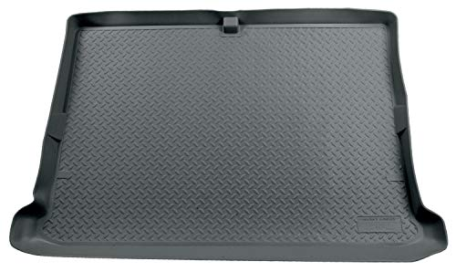 Husky Liners Fits 2003-06 Cadillac Escalade ESV, 2000-06 Chevrolet Suburban 1500/2500, 2000-06 GMC Yukon XL 1500/2500 Classic Style Cargo Liner Behind 3rd Seat