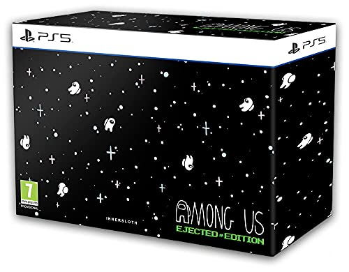 Among Us Ejected Edition (PlayStation 5)